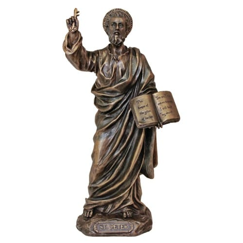 St. Peter Statue 8''