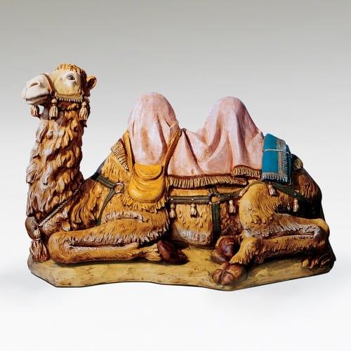 """Fontanini Seated Camel 50"""" Scale"""