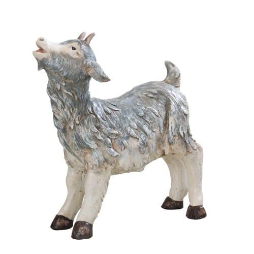 "Fontanini Little Goat Figure 50"" Scale"
