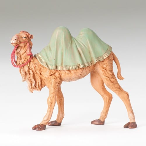 "Fontanini Standing Camel Nativity 12"" Scale"