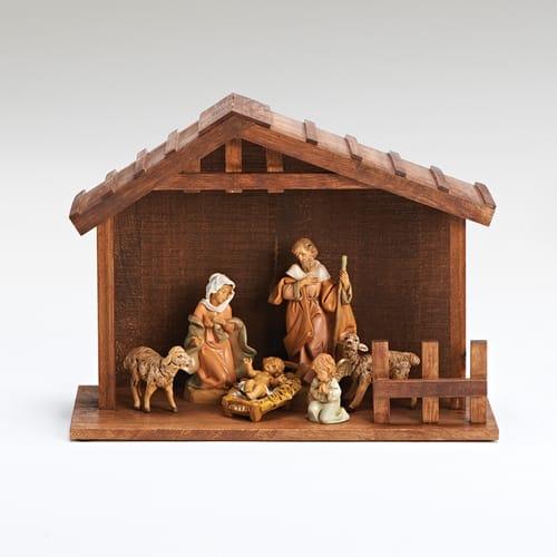 Fontanini 7 pc set My 1St Nativity Creche