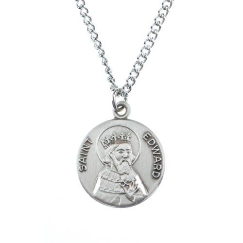 Sterling St. Edward Medal