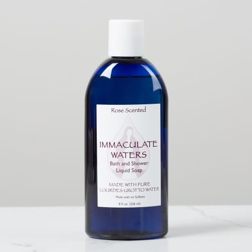 Immaculate Waters Bath and Shower Gel - Rose Scented