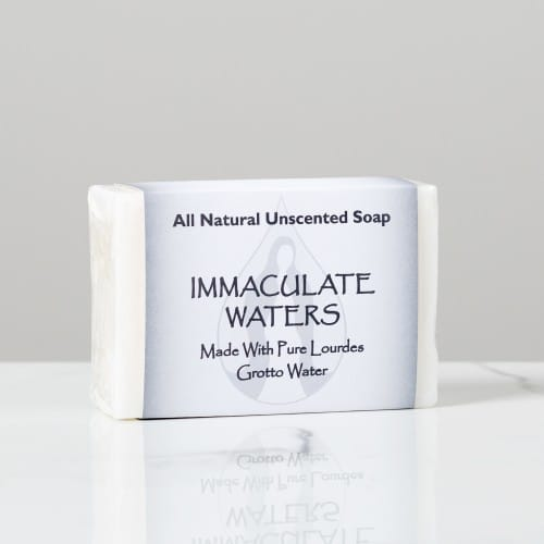 Immaculate Waters Unscented Bar Soap