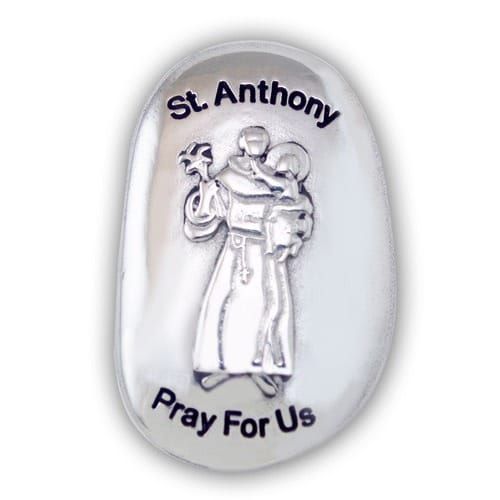 St. Anthony Thumb Stone