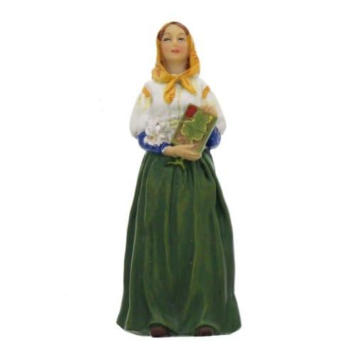 St. Dymphna Figurine