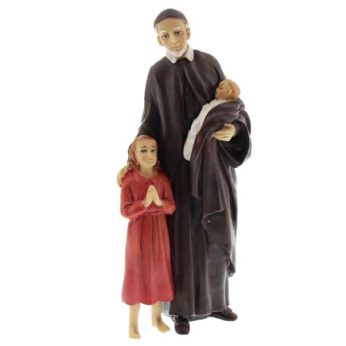 St.Vincent DePaul Figurine