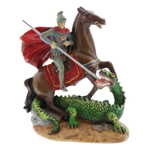 St. George Figurine