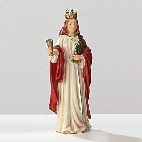 St.Barbara Figurine