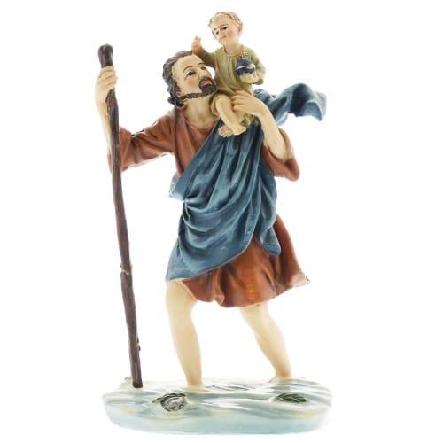St. Christopher Figurine