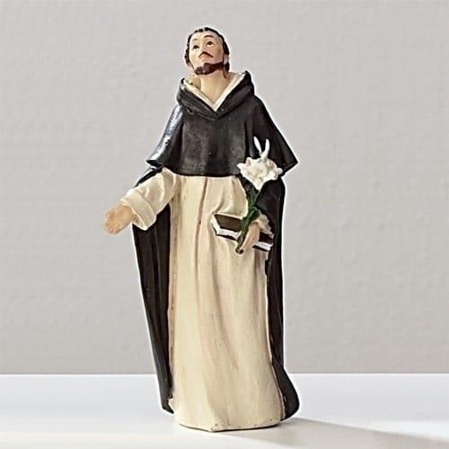 St.Dominic Figurine