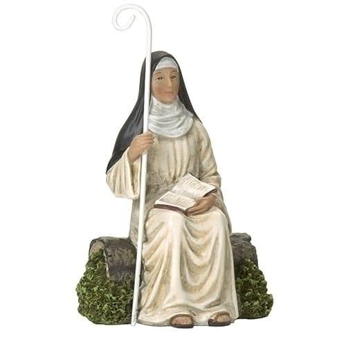 St. Monica Figurine