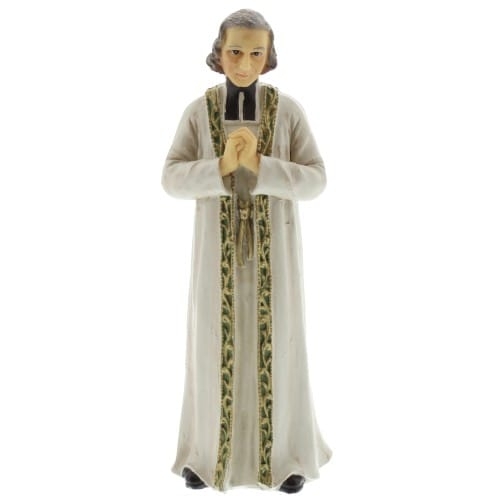 St. John Vianney Figurine