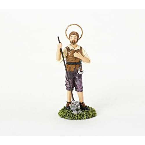 St. Isidore the Farmer Figurine