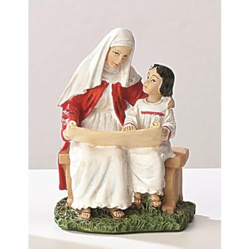 St. Anne Figurine