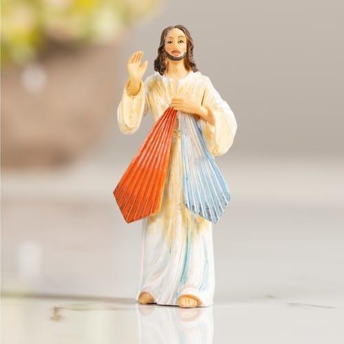 Divine Mercy Figurine