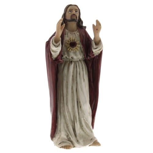 Sacred Heart of Jesus Figurine