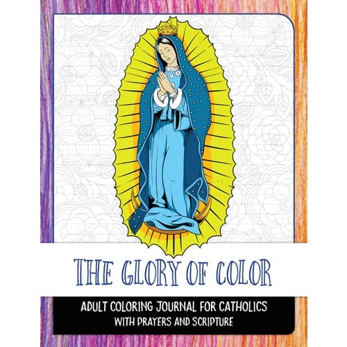 The Glory of Color: Journaling Coloring Book
