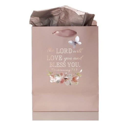Abundantly Blessed Medium Gift Bag