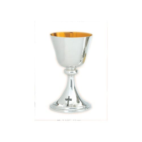 Chalice and Scale Paten Set