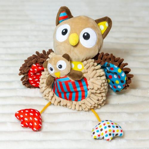 Olivia the Owl Prayer Buddy