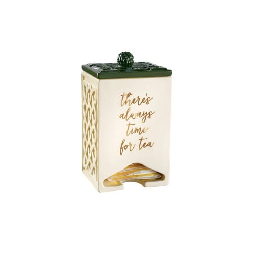 Ceramic Celtic Tea Dispenser
