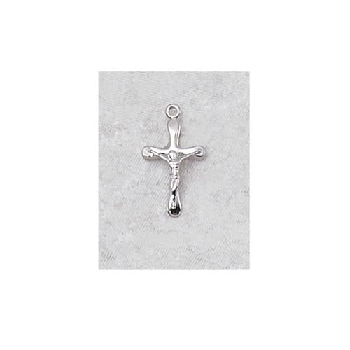 Sterling Silver Crucifix with 16 inch chain