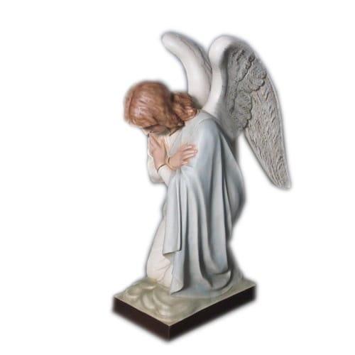 Kneeling Angel Arms Crossed
