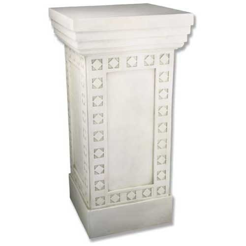 "Diamond Pedestal 40""H"