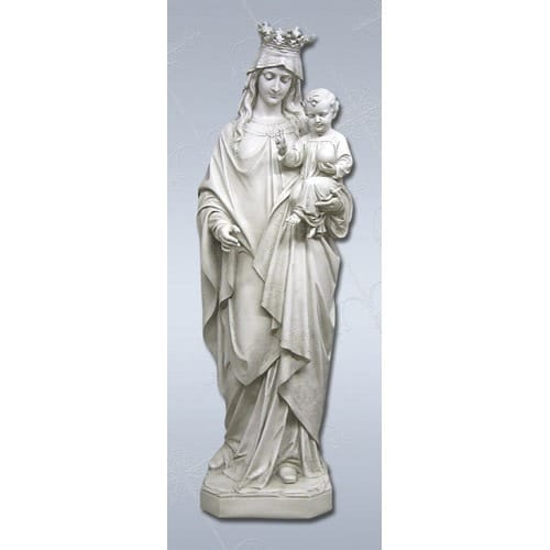 Blessed Virgin Mary & Child 65""