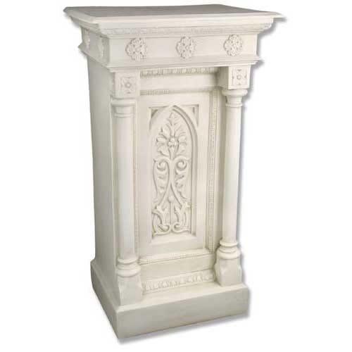 "Double Pillar Pedestal 44"""