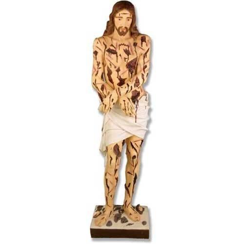 Scourged Christ Statue
