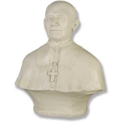 St. Pope JOHN PAUL II Bust