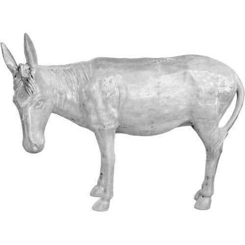 Nativity Donkey Mule Statue