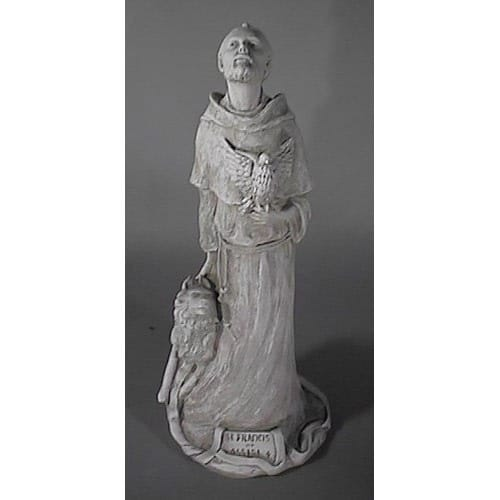 St Francis of Assisi Statue - Fr. Brankin