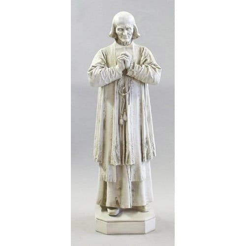 St. John Vianney Statue