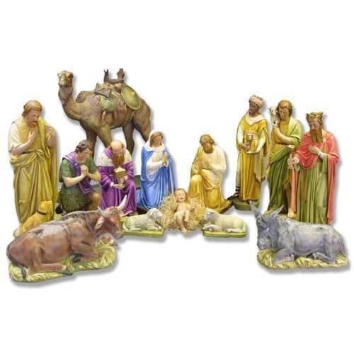 Large Nativity Set