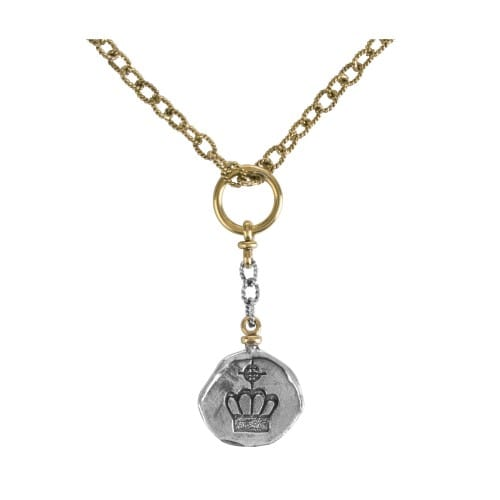 Little Envoys Crown Necklace