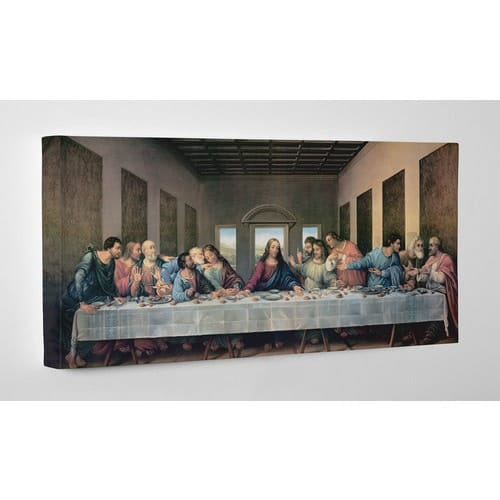 Last_Supper_by_Da_Vinci_Gallery_Wrapped_Canvas