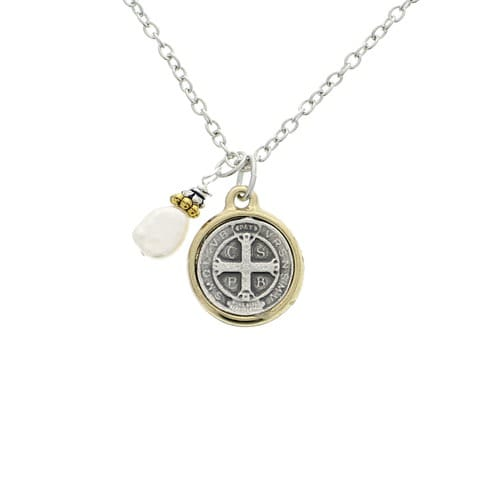 Pearl St. Benedict Necklace