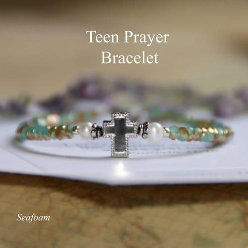 Teen Prayer Bracelet