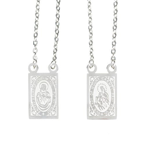 Stainless Steel Scapular