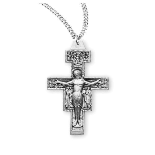 Sterling_Silver_San_Damiano_Crucifix_Necklace
