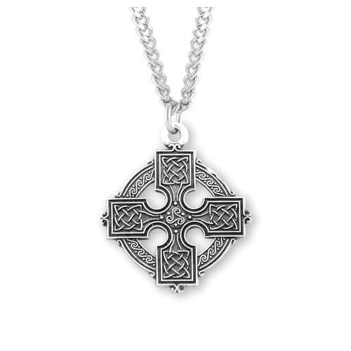 Sterling_Silver_Celtic_Cross_Necklace