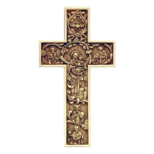 "True Church Cross, 12"""