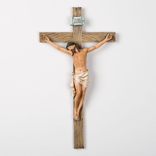 """Renaissance Collection Crucifix - 20"""""""
