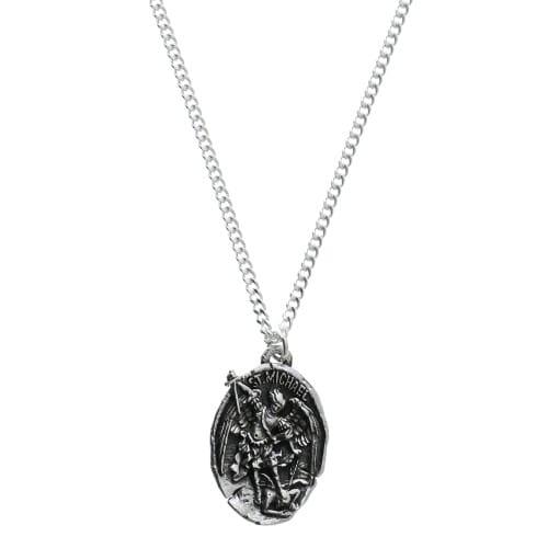 St. Michael Vintage Medal