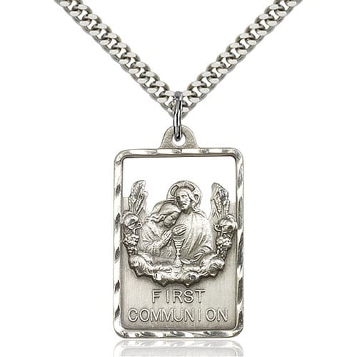 Sterling Silver First Communion