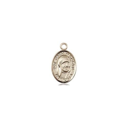 14kt Gold Blessed Teresa of Calcutta Medal