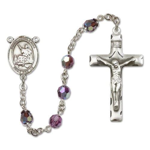 SS Purple February St. John Licci Rosary